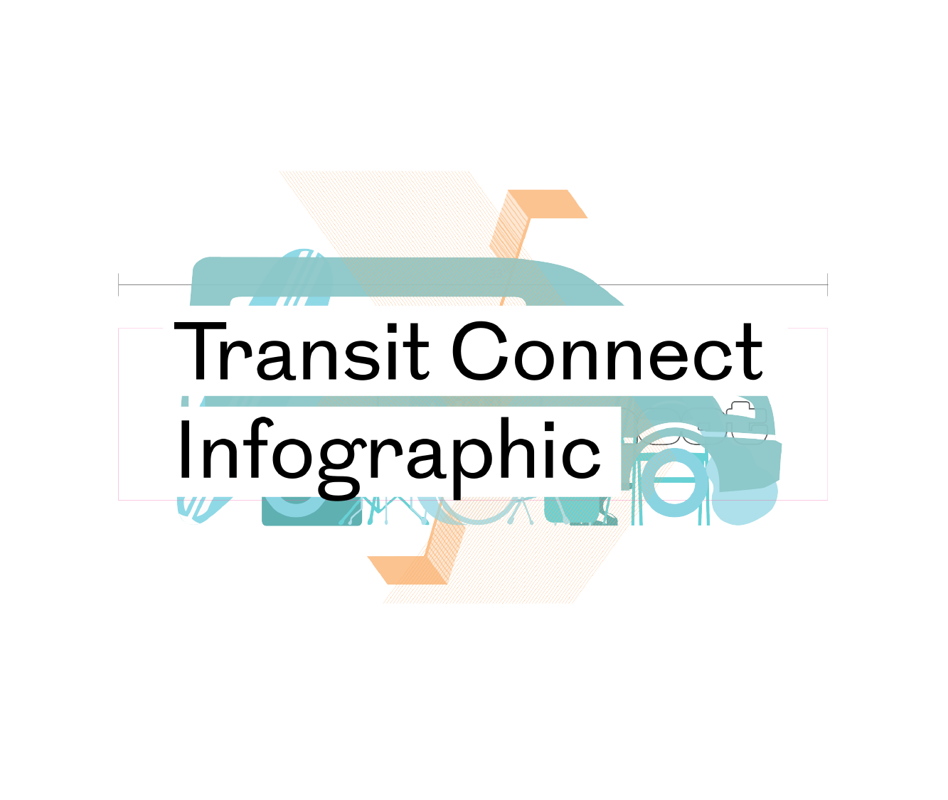 Transit Connect Infographic Wall